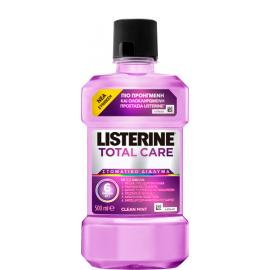 Listerine Total Care Clean Mint Στοματικό Διάλυμα 250ml